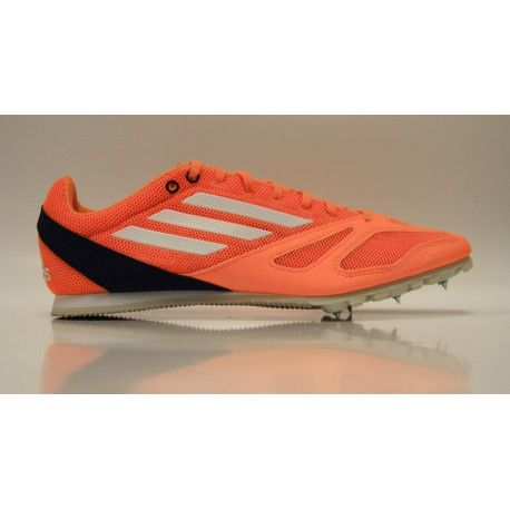 ADIDAS TECHSTAR ALLROUND 3 / orange/blau