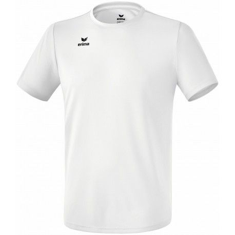 Erima Funktions Teamsport T-Shirt - Kinder / new white