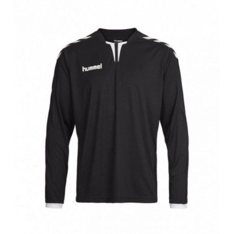 HUMMEL CORE LS POLY JERSEY / BLACK
