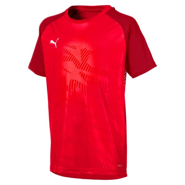 Puma CUP Training Jersey Core Jr / Puma CUP Training Jersey Core Jr / Puma Red-Chili Pepper