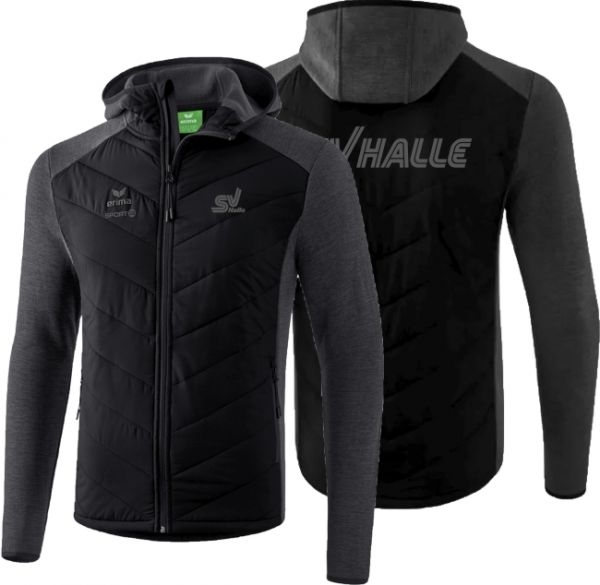 SV Halle Steppjacke Function - Kinder