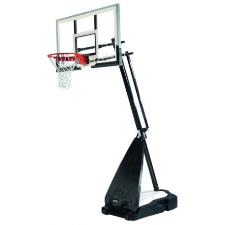 Spalding NBA ULTIMATE HYBRID PORTABLE (71-674CN) / transparent