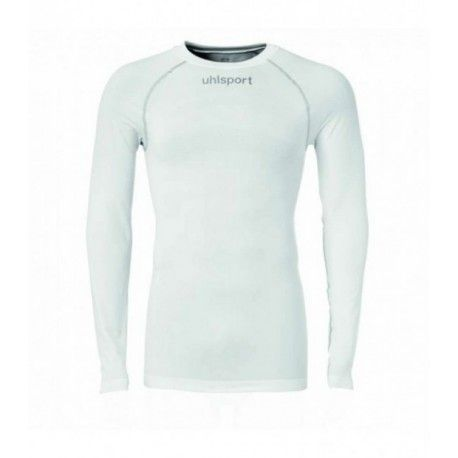 Uhlsport Distinction Pro Thermoshirt LA / weiß