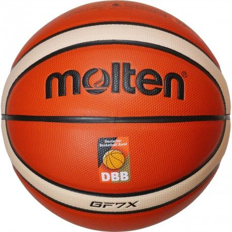 Molten Basketball BGF7X / orange/ivory