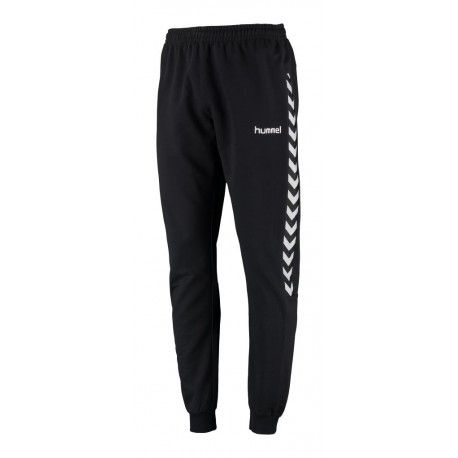 HUMMEL AUTHENTIC CHARGE SWEAT PANT / BLACK