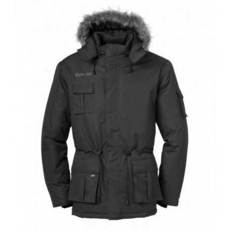 Kempa Winterjacke / anthra