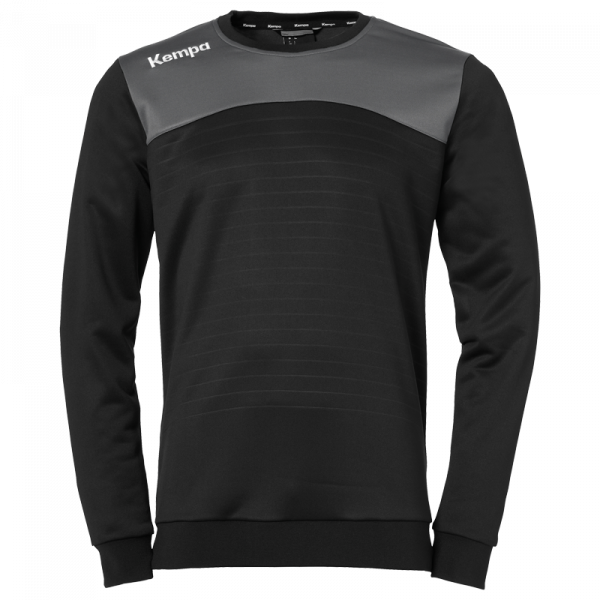 Kempa EMOTION 2.0 TRAINING TOP / Kempa EMOTION 2.0 TRAINING TOP / schwarz/anthra 2