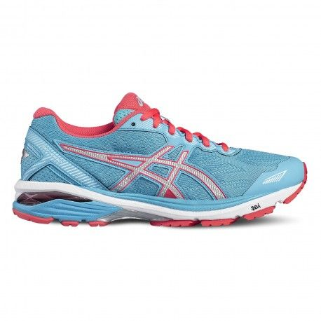 ASICS GT-1000 5 - Damen / aquarium/silver/flash coral